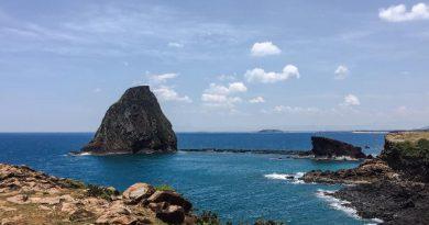 Hòn đảo ở Phú Yên có lối đi giữa biển đẹp không hề kém Điệp Sơn