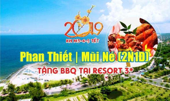 Tour Tết Phan Thiết - Mũi Né
