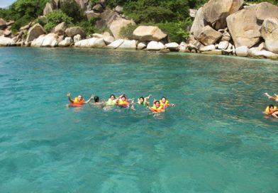 Những trải nghiệm hấp dẫn ở đảo Bình Ba