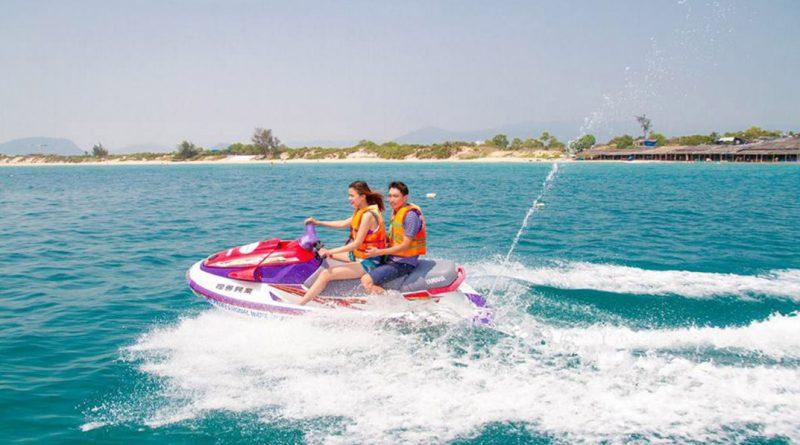 Các trò chơi biển hấp dẫn không thể bỏ lỡ ở Phan Thiết